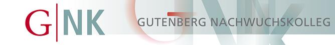 Gutenberg Nachwuchskolleg (GNK)