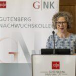 Professor Anja Müller-Wood, Vertrauensdozentin der Studienstiftung des deutschen Volkes