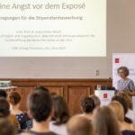 Frau Müller-Wood erklärt, was ein gutes Exposé ausmacht.